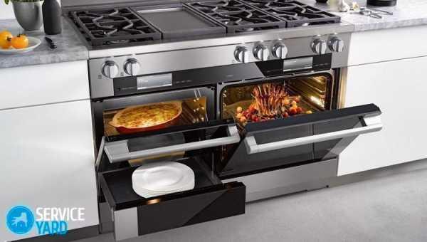 Какая духовка лучше газовая или электрическая?