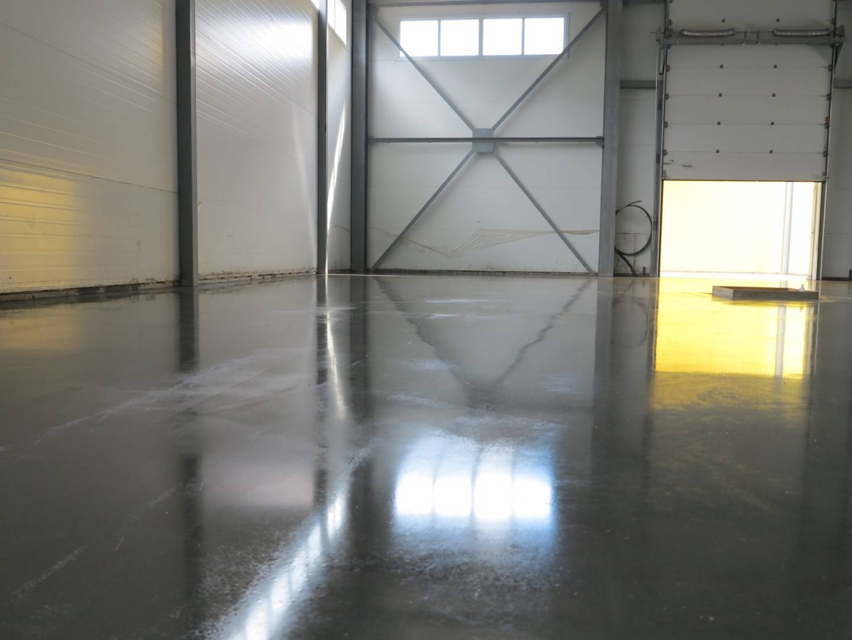Топпинг для бетонного пола, ремонт бетонных полов