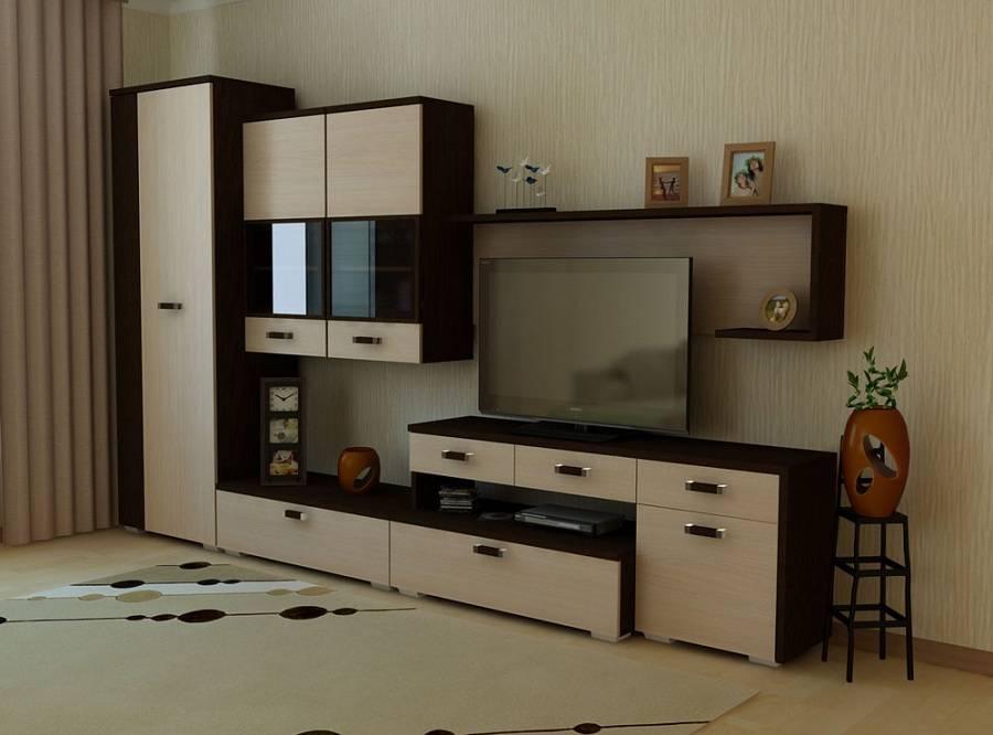 Практичная угловая мебель для гостиной: 4 особенности