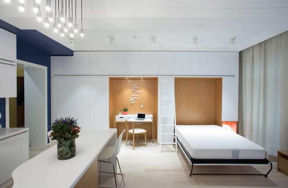 Мебель трансформер для малогабаритной квартиры: функциональность и дизайн