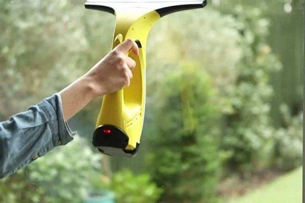 Как выбрать и пользоваться «керхером» для мытья окон