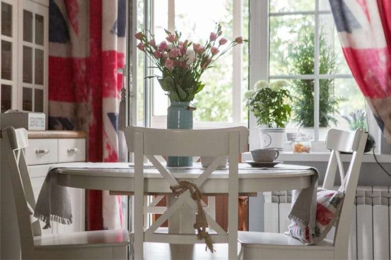Кухня в стиле кафе - 90 фото и 10 дизайн-идей