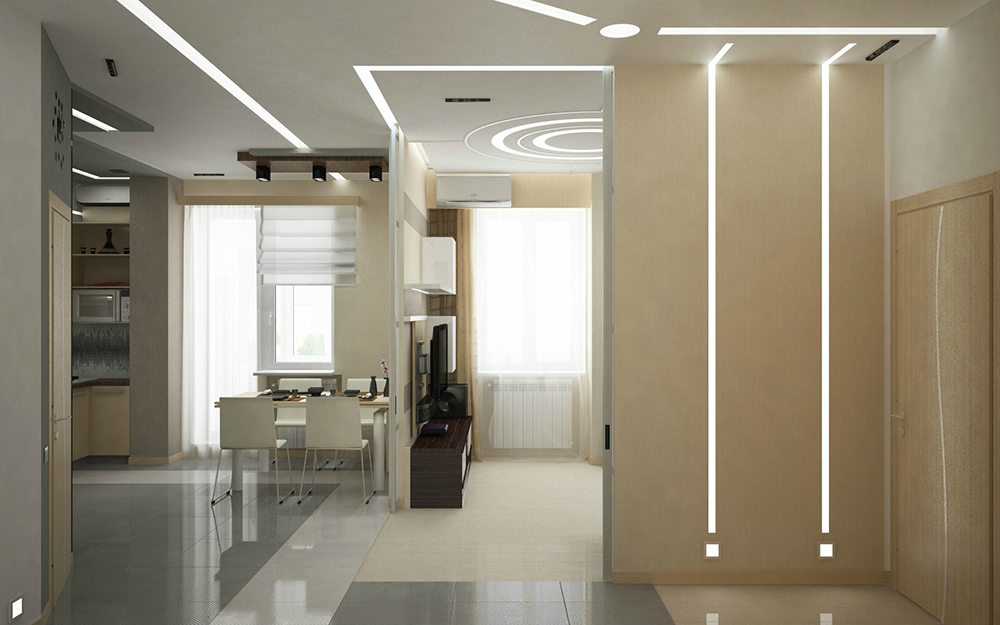 Планировка двухкомнатных квартир | дизайн проекты двухкомнатных квартир