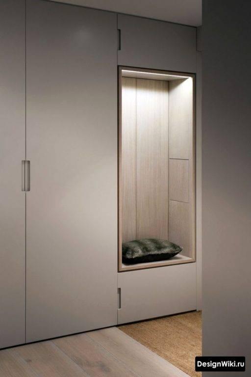 Подходящая мебель в малогабаритную прихожую: фото и 4 необходимых вещи
