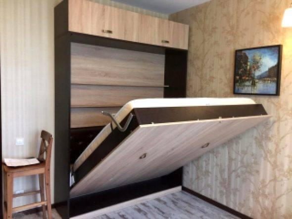 Подъемная кровать своими руками: Изготовление кровати - шкафа: Особенности конструкции
