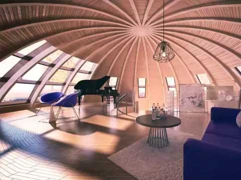 Дизайн частного дома 2020 года - как оформить экстерьер и интерьер (100 фото)