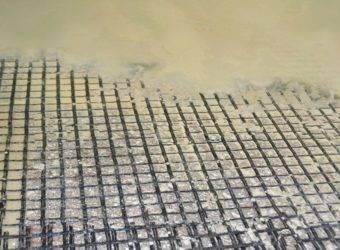 Армирование стяжки пола, снип и бетонного пола по грунту