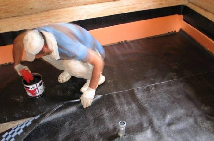 Гидроизоляция ванной комнаты под плитку: что лучше под кафель? (+ видео)