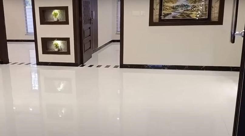Как сделать наливной пол 3d своими руками (видео)