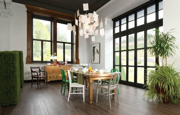 Белый интерьер: правильное сочетание цветов, фото комнат