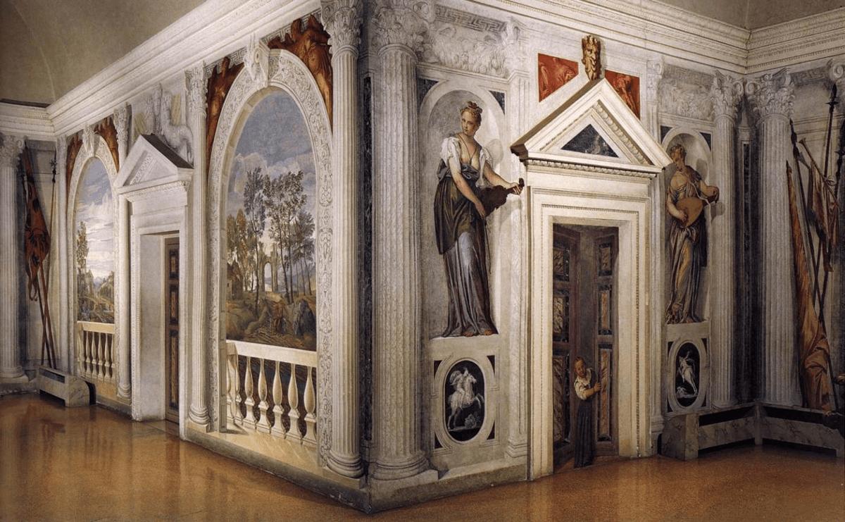 Нанесение венецианской штукатурки: материалы и технология