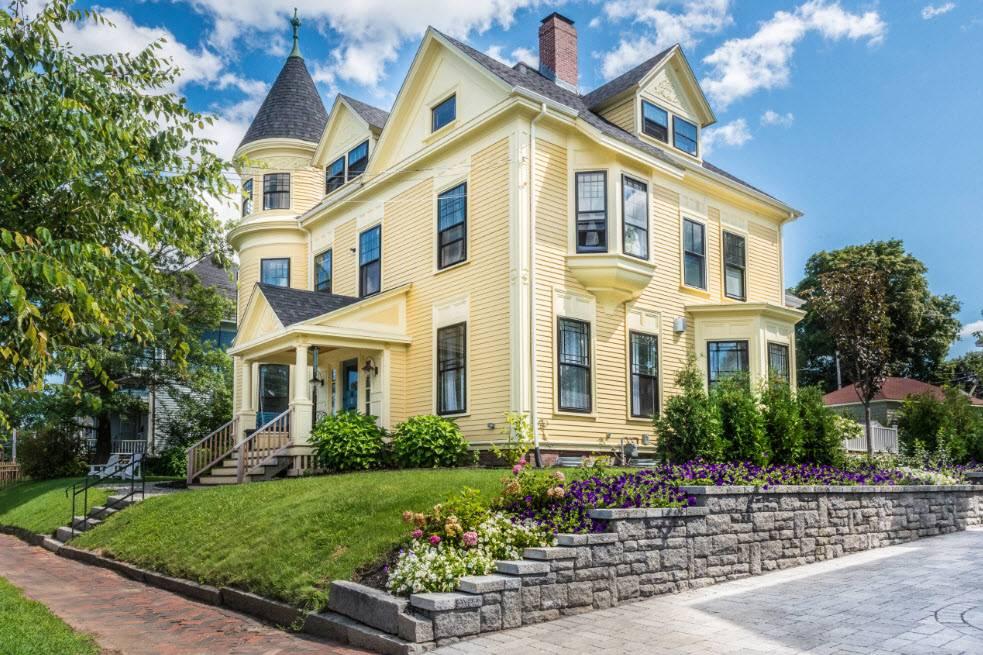 Английская архитектура: типы домов и их особенности - блог об англии марии радуги