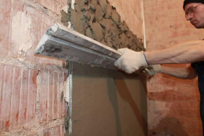 Выравнивание стен гипсокартоном – плюсы, минусы, способы