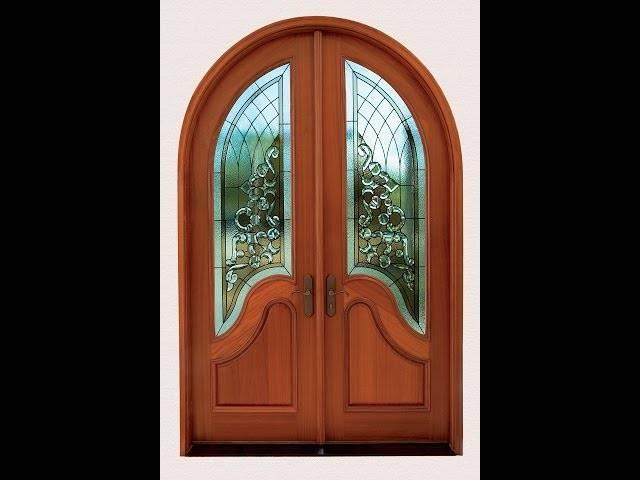 Разновидности дверей в форме арки, их преимущества и недостатки, а так же советы по выбору