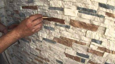 Описание клея для натурального и искусственного камня морозостойкого и водостойкого