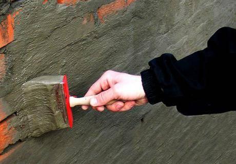 Цементная гидроизоляция