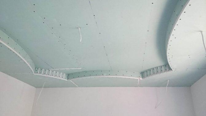 Монтаж своими руками потолка армстронг