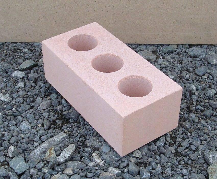 Стандартный размер белого силикатного кирпича — длина, ширина, высота