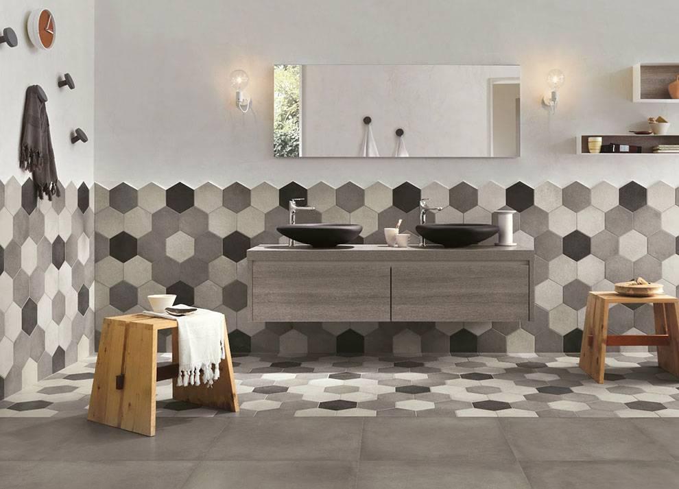 Шестигранная напольная плитка: покрытия на пол в виде сот или шестигранника, шестиугольные варианты от kerama marazzi