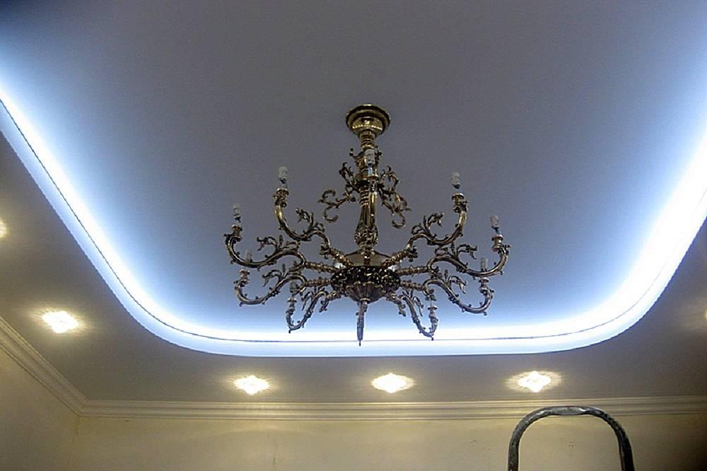 Как выбрать натяжной потолок: какой материал лучше?