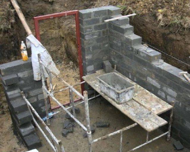 Погреб своими руками: пошаговая инструкция как правильно построить вместительный погреб