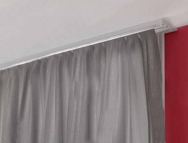 Все о потолочных карнизах для штор: от выбора до монтажа (22 фото)