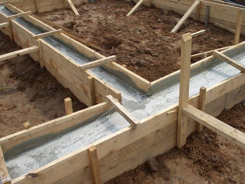 Виды фундамента для частного дома - типы конструкций и принцип укладки
