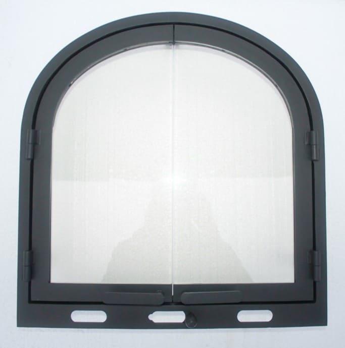 Дверцы для печей и каминов - виды и средняя стоимость