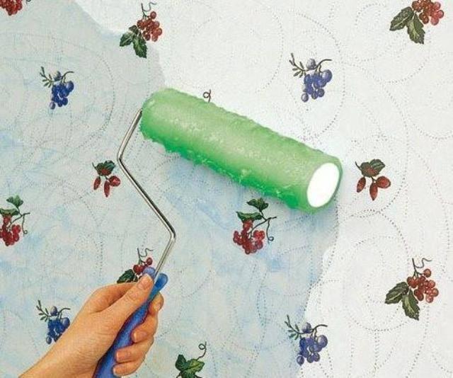 Как снимать старые бумажные обои: удаляем правильно, легко и быстро
