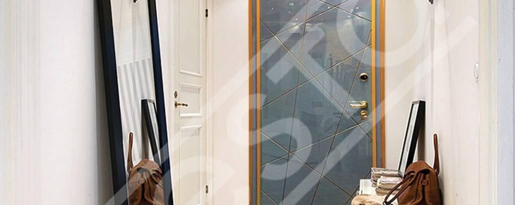 Раздвижные решетки на двери: разновидности и особенности установки