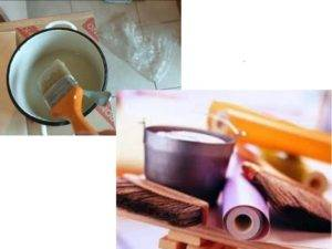 Как сделать клей в домашних условиях: виды, состав и приготовление