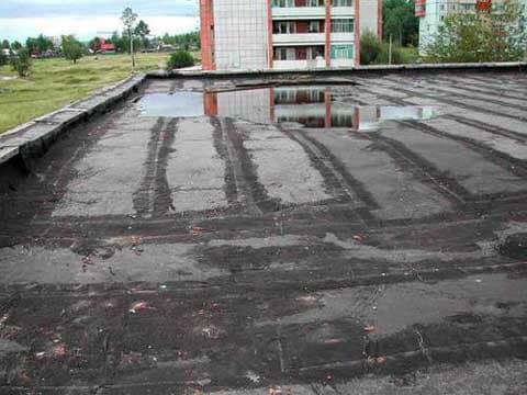 Протечка крыши - заявление-образец: куда обращаться