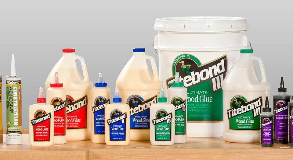 Клей титебонд (titebond): для дерева, жидкие гвозди, сверхсильный, монтажный