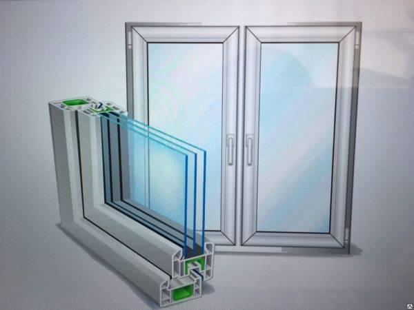 Однокамерный и двухкамерный стеклопакет: разница, плюсы и минусы каждого вида