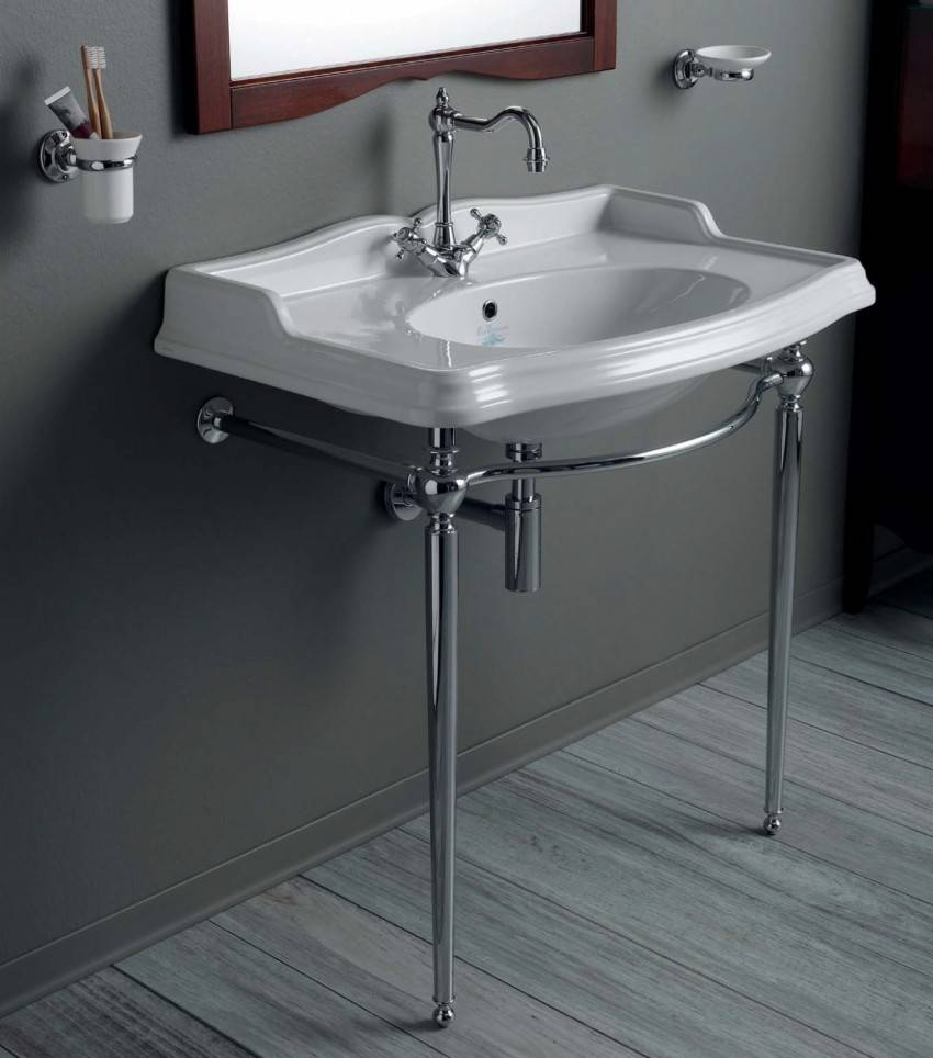 Размеры раковины для ванной комнаты: рекомендации по подбору