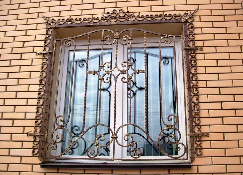 Как выбрать и установить решетки на окна- пошаговый мастер-класс