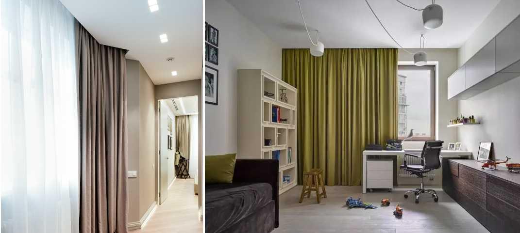 Потолочный карниз (74 фото): пластиковый для штор, идеи отделки потолка в интерьере, размеры и виды, для эркера и трехрядный