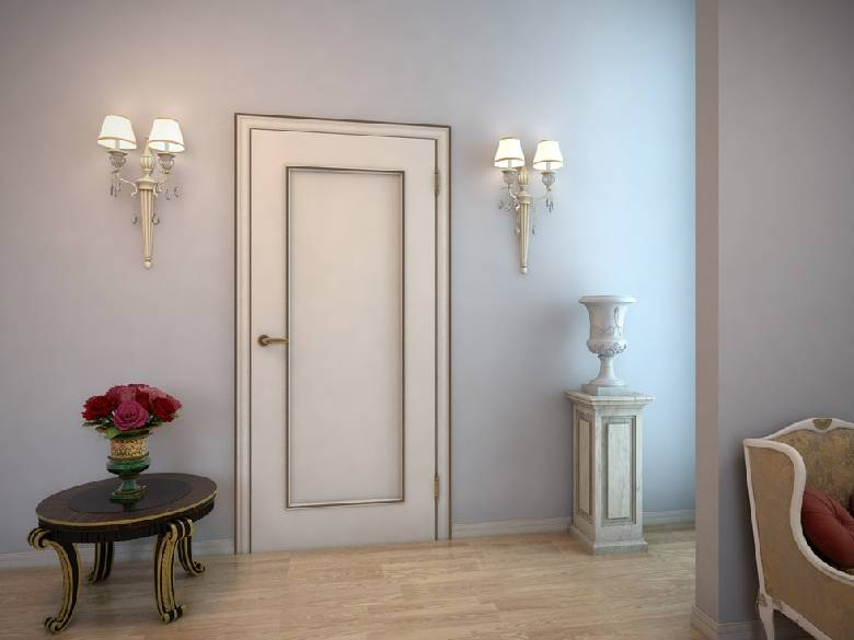 Межкомнатные двери эмаль с описанием, характеристикой и отзывами, а также как они лучше сочетаются в интерьере