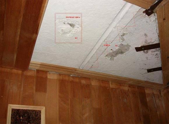 Куда обращаться, если течет крыша в многоквартирном доме, образец заявления