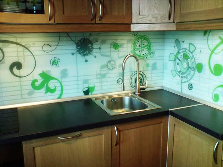 Стеновые панели для кухни (фото): выбираем стильное решение - happymodern.ru