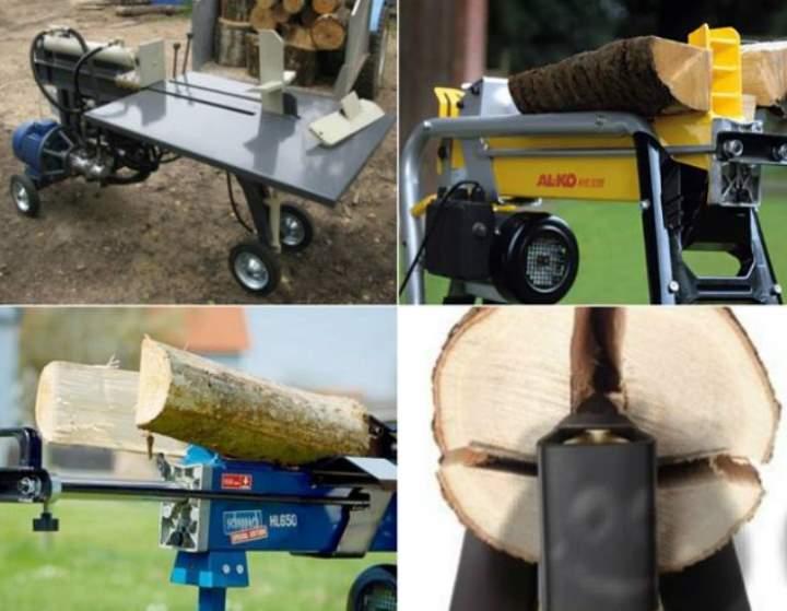 Дровоколы своими руками (55 фото): чертежи самодельных устройств и инструкции по сборке. как сделать дровокол из домкрата и с двигателем от стиральной машины в домашних условиях?