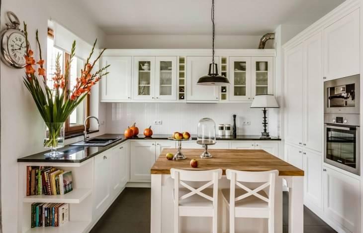 Кухня в скандинавском стиле: характерные черты дизайна, как оформить интерьер и подобрать мебель и цвета, как сделать рабочий треугольник, фото готовых решений