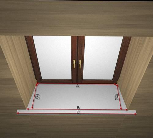 Инструкция по установке подоконника пвх своими руками, как правильно осуществить монтаж конструкции с видео