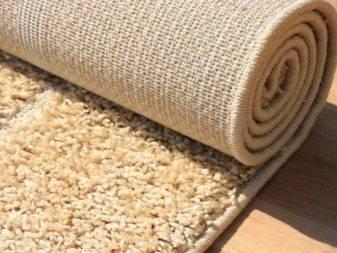 Пушистые ковры