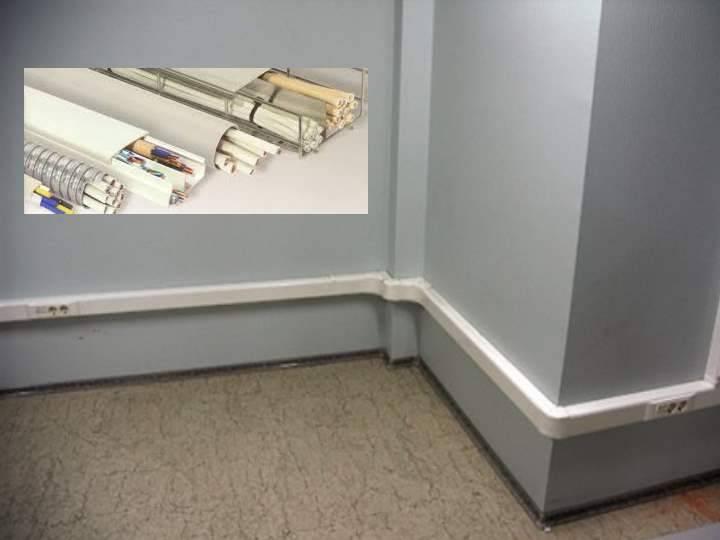 Крепление кабеля к стене: скоба, дюбель хомут, клипсы, самодельный крепеж
