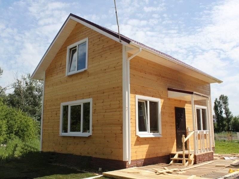 Каркасный дом своими руками: пошаговая инструкция.
