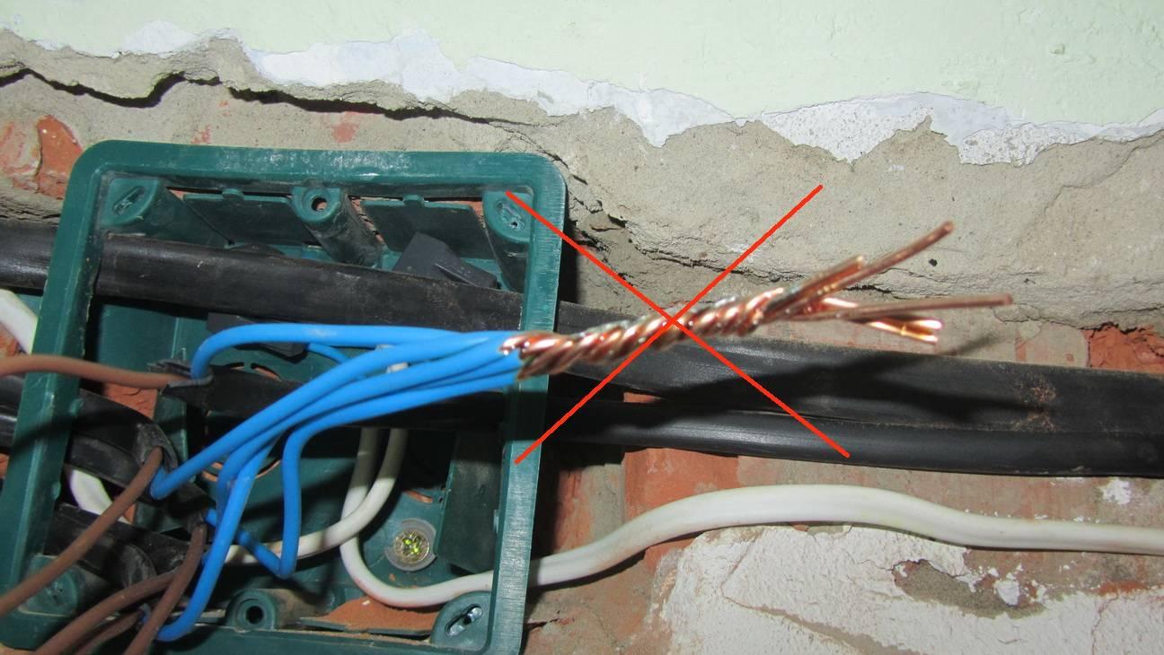 Сварка проводов в распределительной коробке своими руками с применением специального оборудования