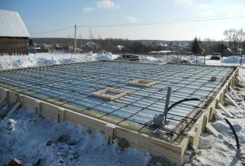 При какой температуре можно производить бетонные работы
