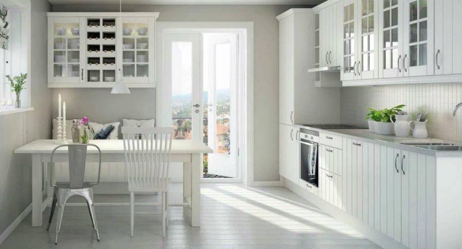 Кухня в скандинавском стиле - 100 фото идей дизайна интерьера