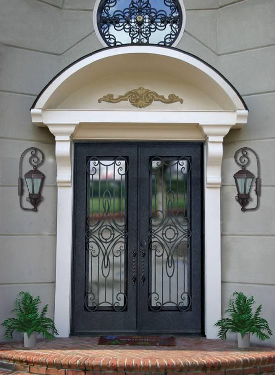 Металлические решетчатые двери - купить в москве по цене от 8000 руб.